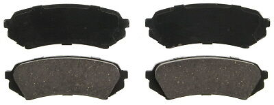 Disc Brake Pad-QuickStop Rear WAGNER ZD773