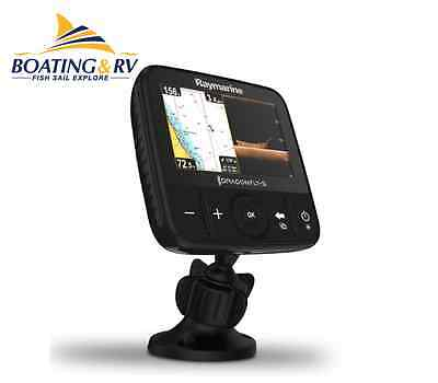Raymarine Dragonfly 5 Pro Fishfinder / chartplotter CHIRP Combo - FREE SHIPPING