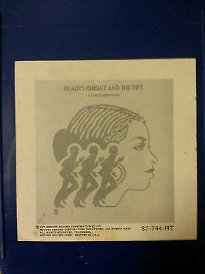 GLADYS KNIGHT PIPS  A Little Knight Music  8 Track tape