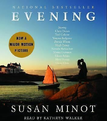 Evening by Susan Minot (1998, 1998, Abridged, CD) Used