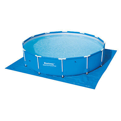 Bestway Swimming Pool Ground Cloth - Choose 9 x 9ft, 11 x 11ft or 13 x 13ft