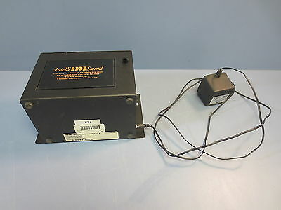 Premier Technologies Intelli Sound Hold Music Message Machine ADL3106 w/ Charger