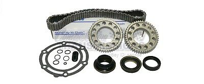 GMC Chevy NP246  NP149 New Process Transfer Case Chain, Sprockets & Seal Kit