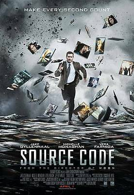 Source Code (DVD, 2011, Canadian)