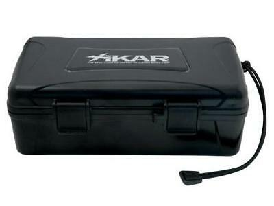 Xikar 10 Cigar Travel Humidor Case 210XI