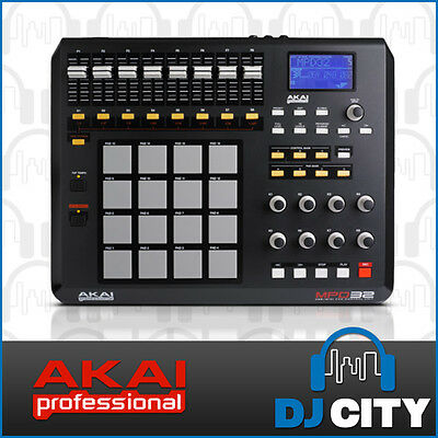 Akai MPD32 USB/MIDI 16 Pad Production Controller