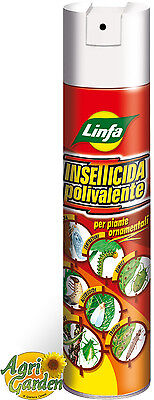 LINFA INSETTICIDA POLIVALENTE SPRAY 400 ml