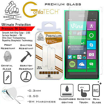 100% Geniune New Tempered Glass Film Screen Protector Lcd Guard For Nokia Phones