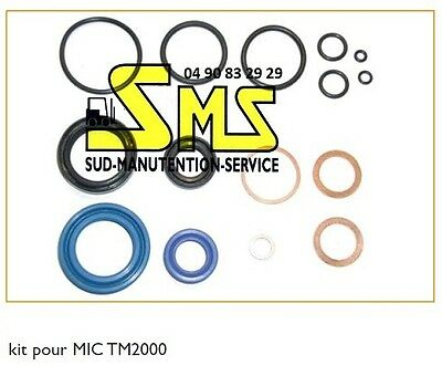 Kit Pochette De Joints Complet Transpalette Manuel Mic Tm2000 Tm 2000