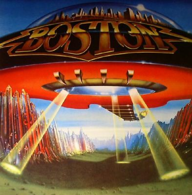 BOSTON - Don't Look Back - Vinyl (limited gatefold 180 gram vinyl LP + insert)