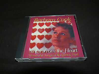 BARBARA COOK   *       SONGS FROM THE HEART
