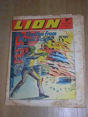 Lion 28th March 1970
