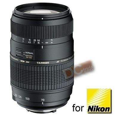 Tamron AF 70-300mm F/4-5.6 Di LD Macro For Nikon A17NII for D7000 D7100