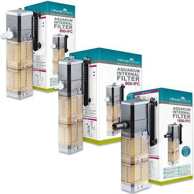 Aquarium Fish Tank Submersible Internal Filter - All Pond Solutions IFC Range