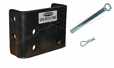 Dixon Bate 2 Pin Slider Plate Towing Hitch Kit DA2118 *Including Pin & R-Clip*