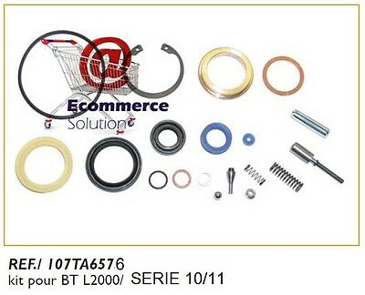 POCHETTE KIT DE JOINTS SEAL TRANSPALETTE MANUEL BT Lifter L2000 Série 11