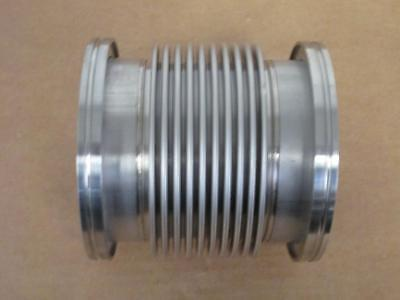 "Edwards  4"" ID Stainless Steel Flexible Bellows"