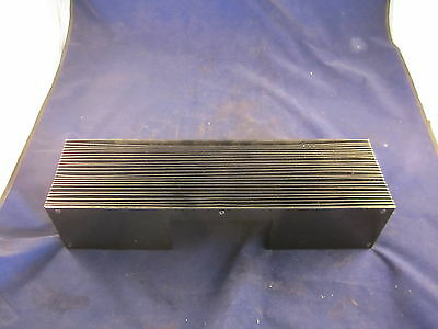 Milling Machine Part- Accordion Type Way Cover for 3VKH