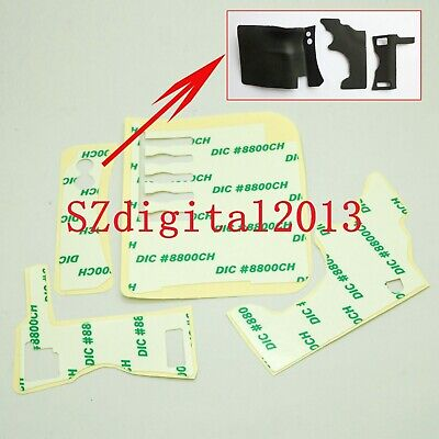 New Grip Holding Rubber Double-sided Adhesive Tape For Canon EOS 5D Mark II 5D2
