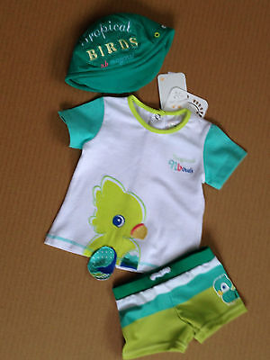 Designer Mayoral baby boys 3 piece swim set various sizes BNWT GENUINE SALE !!