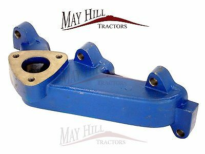 Ford 2310 3600 3610 4100 4600 4610 Tractor Exhaust Manifold 3 Cylinder Diesel