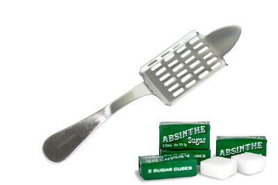 #29 Absinthe Grille Spoon - Free Shipping !!!