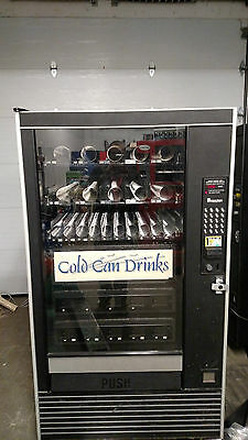 Automatic Products LCM 4 Combination Snack Canned Soda Vending Machine