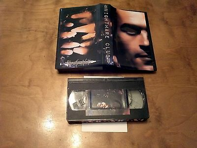 Nightmare Club VHS*King of the Witches*Rare*OOP*Only Many Made*Disturbing