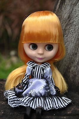 Middie CCE Doll - Yellow hair in Purple dress