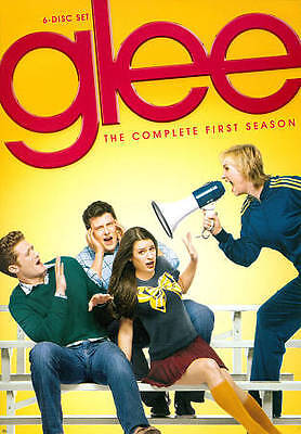 Glee: The Complete First Season (DVD, 2011, 6-Disc Set)
