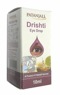 Patanjali Divya Drishti | Herbal Eye Drops | BUY MORE SAVE MORE