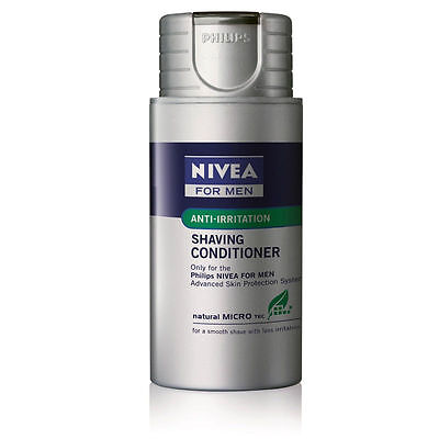 Philips HS800/04 Nivea Moisturising 75ml Shaving Conditioner Shaving Balm NEW