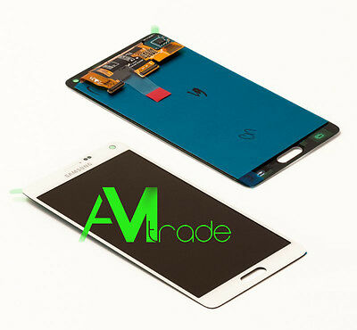 LCD DISPLAY COMPLETO TOUCH ORIGINALE SAMSUNG GALAXY NOTE 4 Note 4 SM-N910F NERO