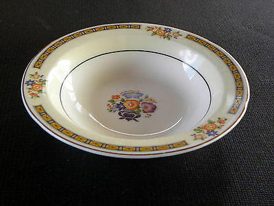 """W.H. GRINDLEY CHINA ~ ALTON ~ BERRY / SAUCE BOWL 5 1/2"""" MADE IN ENGLAND"""