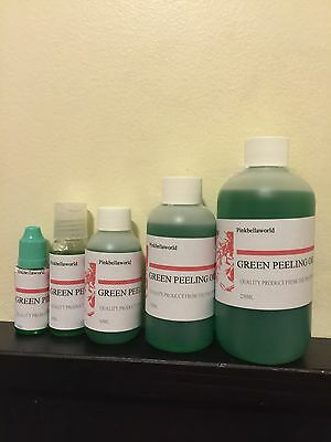Best Green Peeling Oil. From The Philippines. Usa Seller! Free Cream!
