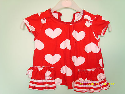 girls outfit aged 3/6 months