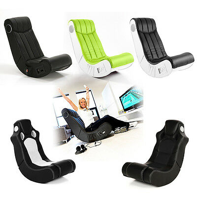 Gaming Chair Soundsessel Multimediasessel Game Chair MP3  Playstation Xbox Wii