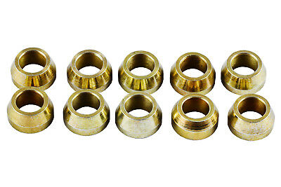 """1/2"""" Imperial Misalignment Spacers Washer for use with Rod Ends - 10x Pack"""
