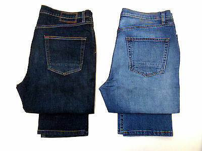 MENS M&S Collection  Stretch Denim Jeans, BNWOT, SECONDS, Col/1