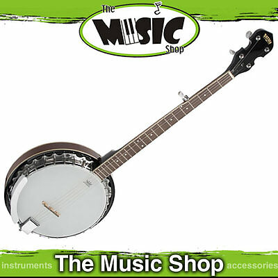 New Bryden SBJ530 5 String Bluegrass Banjo - 30 Brackets