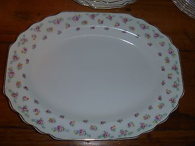 Lot of 30 Pieces W.S. George LIDO White China