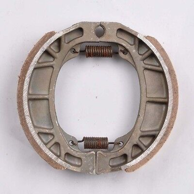 SHK 105mm Rear Drum Brake Shoes Pad GY6 50CC 125CC 150CC Moped Scooter Parts