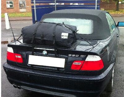 BMW 3 Series convertible boot luggage rack carrier - E46 Model