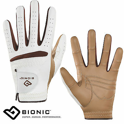 Womans Bionic Relaxgrip Golf Ladies  Glove Orthopaedic Gloves