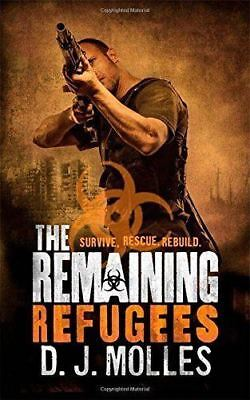 The Remaining: Refugees by D. J. Molles (Paperback Book) 9780356503493
