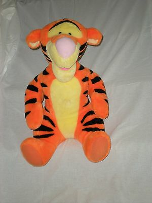 "Fisher Price Talking Tigger Plush 21""  ""Love to Hug"" Winnie the Pooh and Friends"