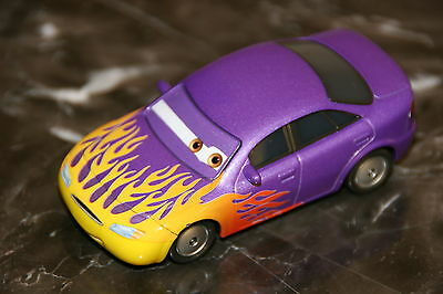 "DISNEY PIXAR CARS /""ANDREA/"" LOOSE SHIP WORLDWIDE"