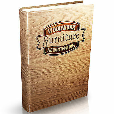 149 Furniture Woodwork Books on DVD Vintage Woodworking Carving Carpentry Lathe