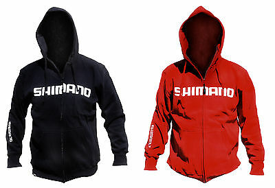 SHIMANO ORION FRONT ZIP LOGO HOODIE select sizes and colors