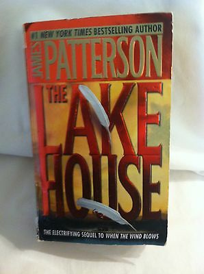 The Lake House by James Patterson (2004, Paperback  Free Shipping   612
